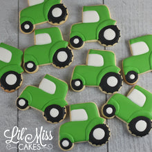 Load image into Gallery viewer, Tractor Cookies | Lil Miss Cakes