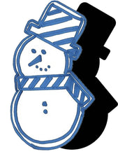 Load image into Gallery viewer, Snowman (w/ Hat & Scarf) #3