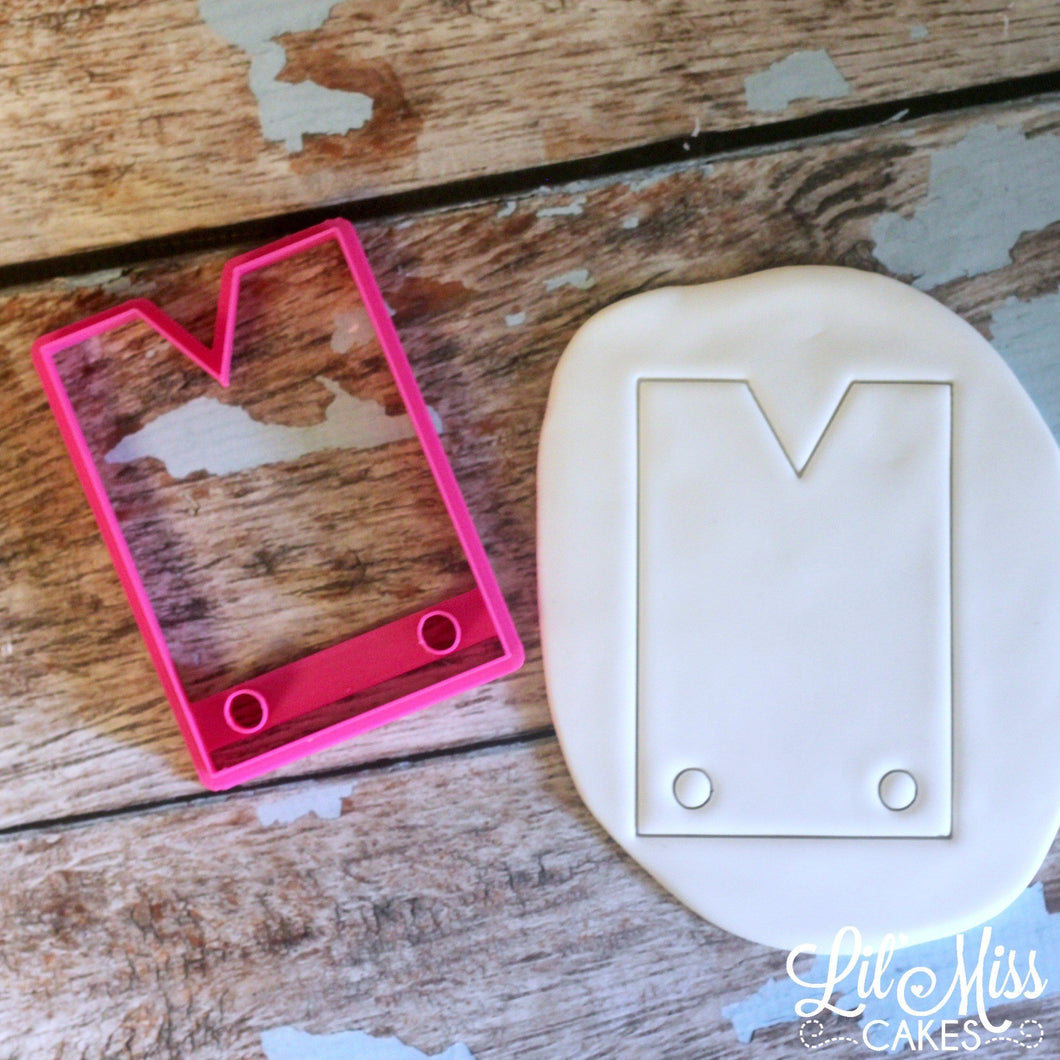 VNeck Tzitzit Cutter | Lil Miss Cakes