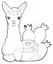 Load image into Gallery viewer, Llama Mama