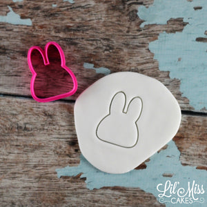 bunny cutter | Lil Miss Cakes