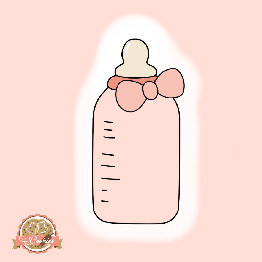 Baby Bottle Girl