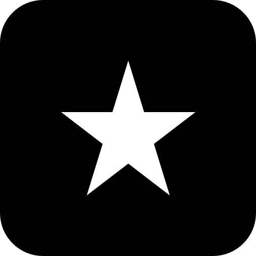 Square Cutout - Star 1
