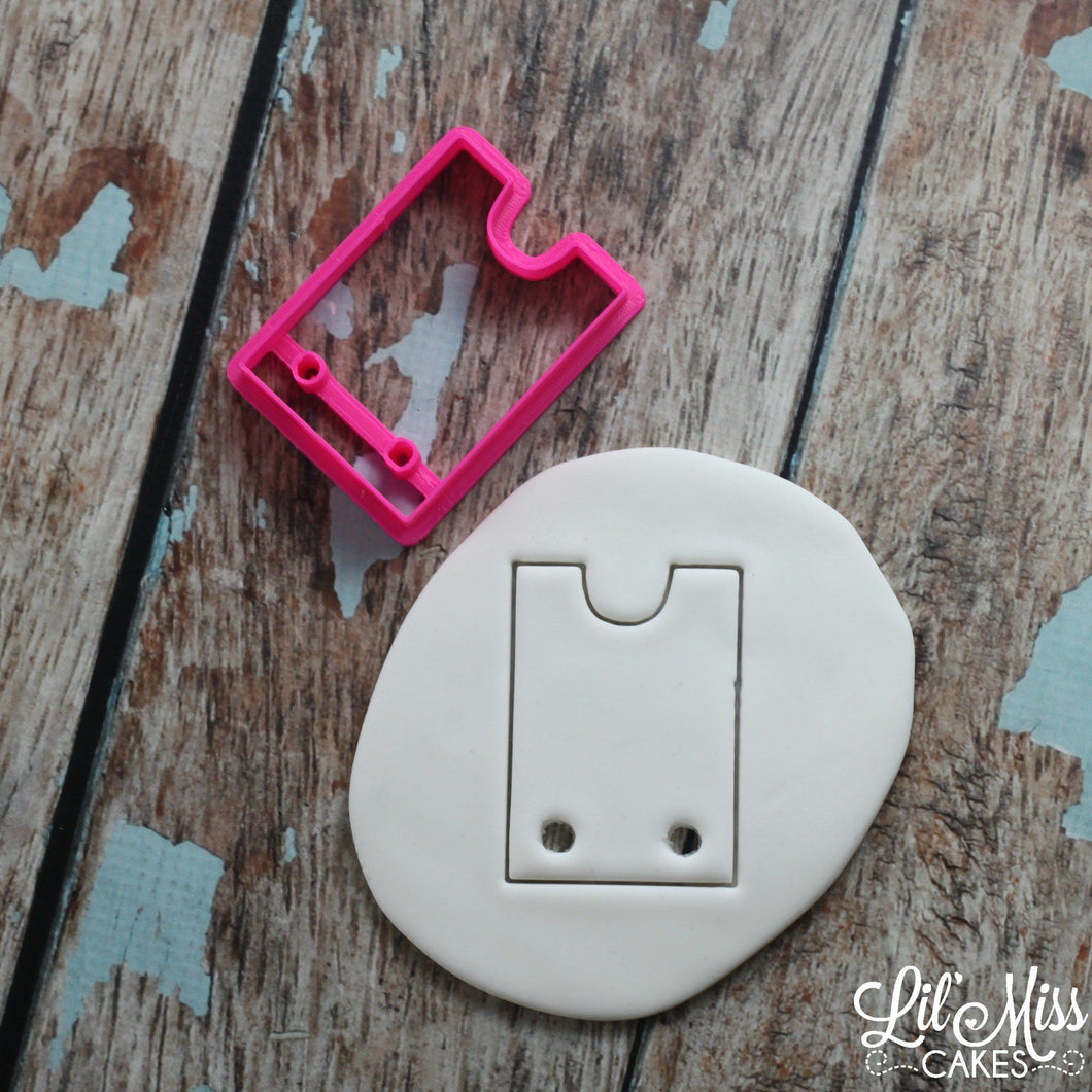 tzitzit cutter | Lil Miss Cakes