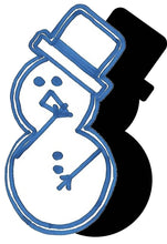 Load image into Gallery viewer, Snowman (w/ Hat) #3