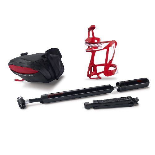 14 Specialized Starter Kit - Black/Red
