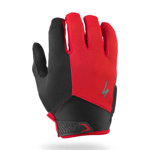 15 Specialized Sport Gloves Long Finger - Red