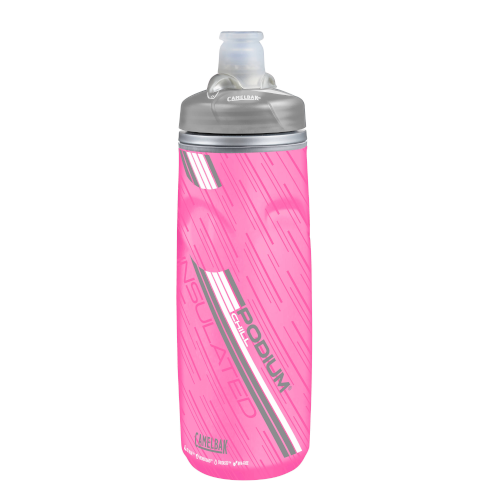16 Camelbak Podium Chill Bottle 21Oz - Pink