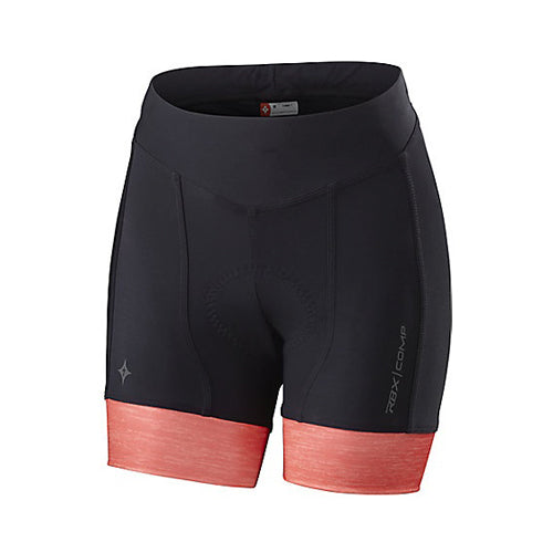 16 Specialized Rbx Comp Shorty Women - Black/CRL