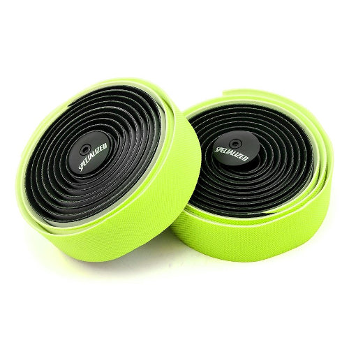 17 Specialized S-Wrap HD Bar Tape - Hyper Green/Black