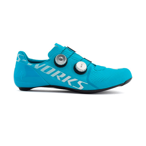 18 Specialize Sworks 7 Road Shoe - Blue