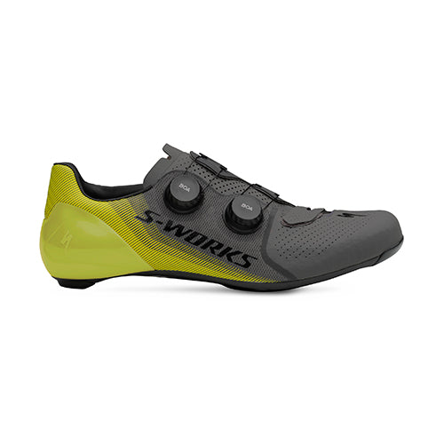 18 Specialized S-Works 7 Road Shoe - Ion/Charcoal