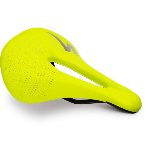 18 Specialized Power Arc Expert Saddle - Hyper Green