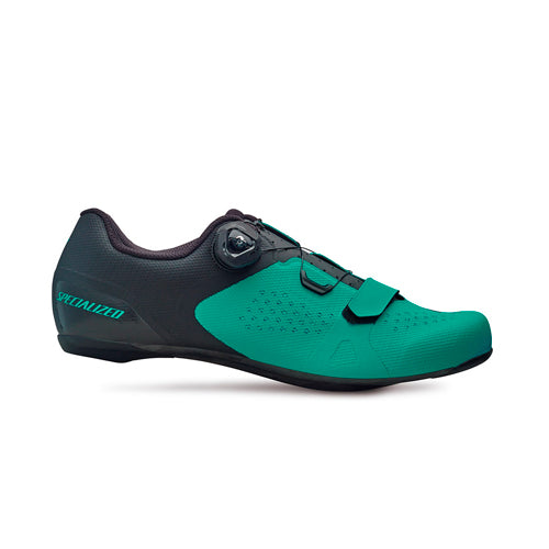 18 Specialized Torch 2.0 Road Shoe - Mint/Black