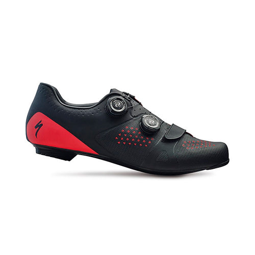 18 Specialized Torch 3.0 Road Shoe - Black/Red