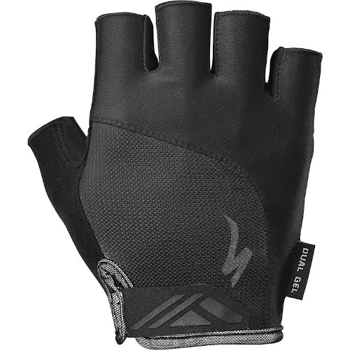 19 Specialized Bg Dual Gel Gloves - Black