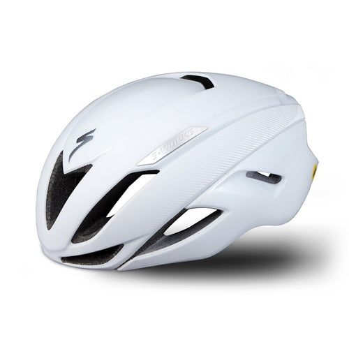 19 Specialized Evade II S-Works Helmet - White