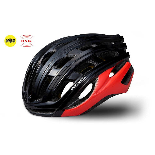 19 Specialized Propero 3 Helmet - Black/Red
