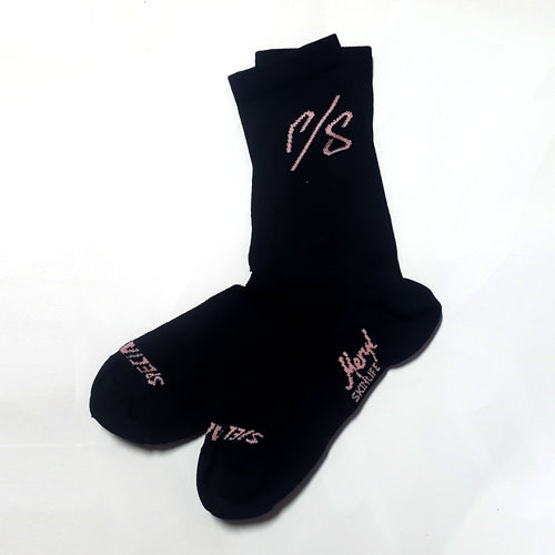 19 Specialized Road Tall Sock Sagan Collection - Black