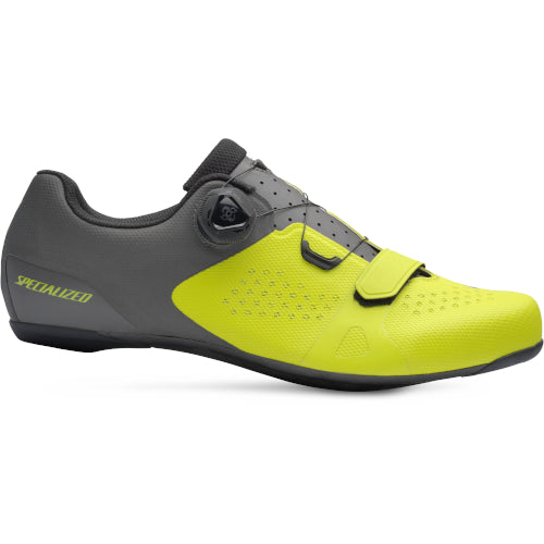 19 Specialized Torch 2.0 Road Shoe - Charcoal/Ion