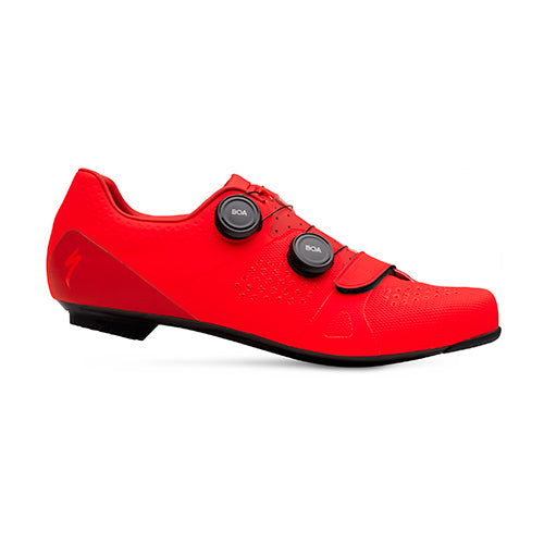 19 Specialized Torch 3.0 Road Shoe - Red/Red