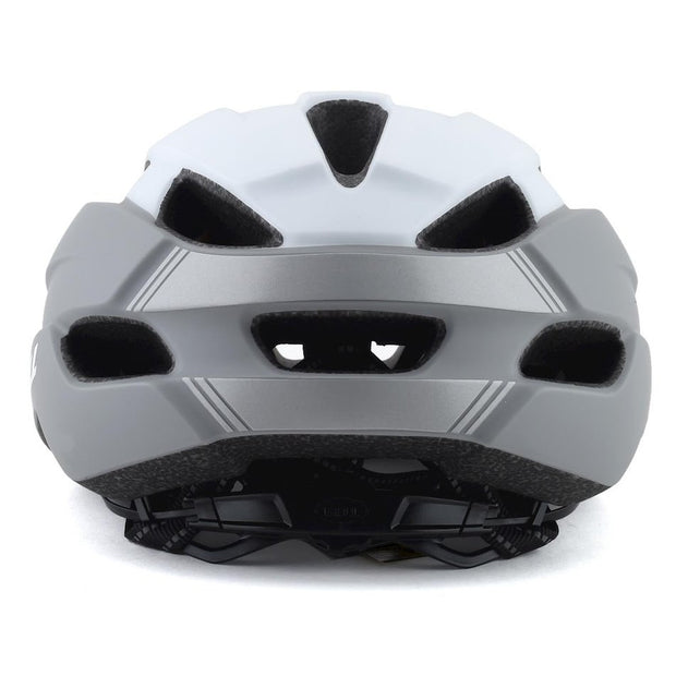 20 Bell Trace Helmet Us - White/Silver