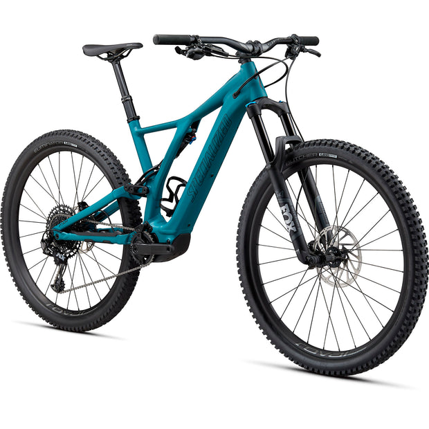 20 Specialized Levo SL Comp - Turquoise/Black