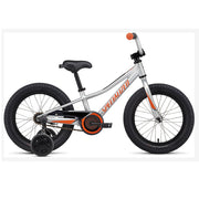 Specialized Riprock Coaster 16 - Silver/Orange/Black