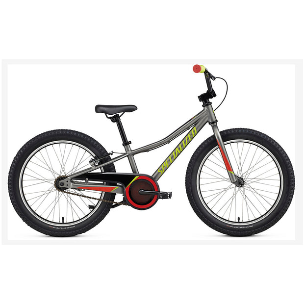 Specialized Riprock Coaster 20 - Gray/Red/Hyper Green
