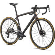 21 Specialized Aethos S-Works DI2 - Carbon/Red Gold Chameleon/Bronze Foil