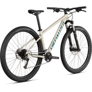 21 Specialized Rockhopper Sport 29 - White/Turquoise