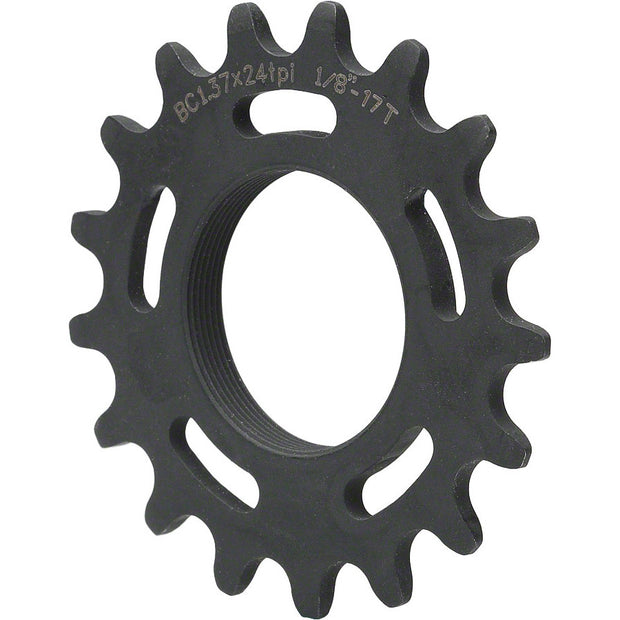 "All-City 18T x 1/8"" Track Cog Black"