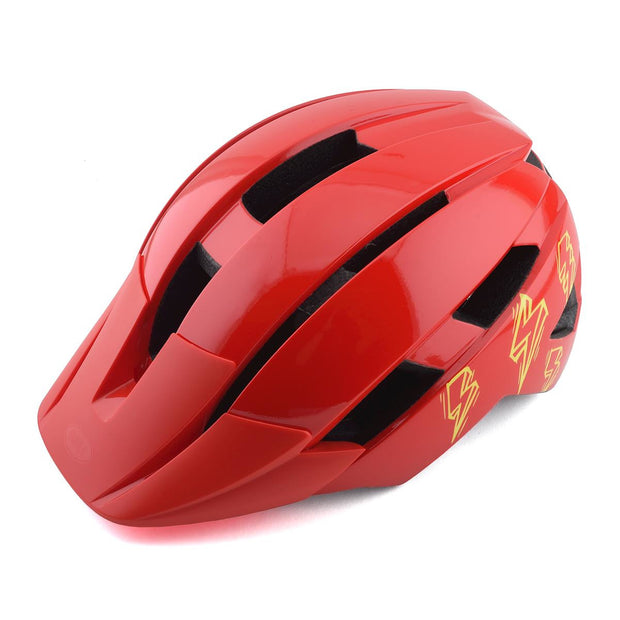 Bell Sidetrack II Us Helmet - Red