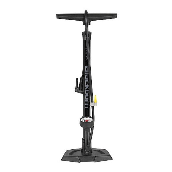 Blackburn Grid 1 Floor Pump - Black