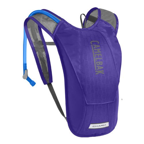 Camelbak Charm - Purple/Graphite