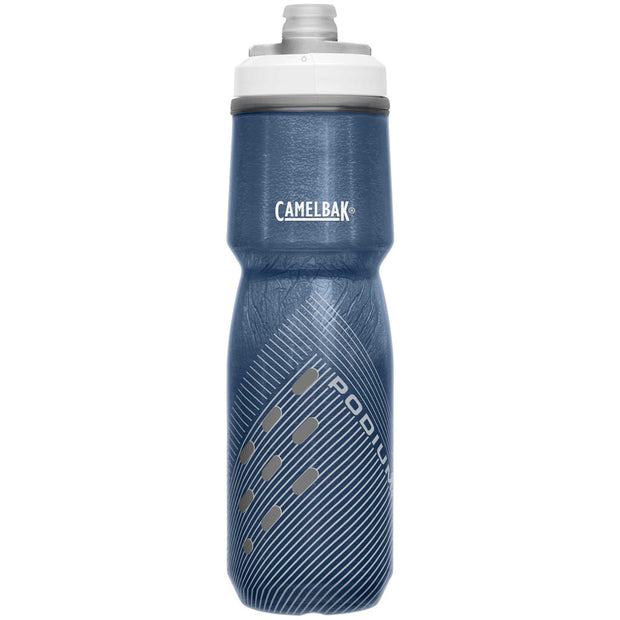 Camelbak Podium Chill Bottle 24Oz - Navy Perforated