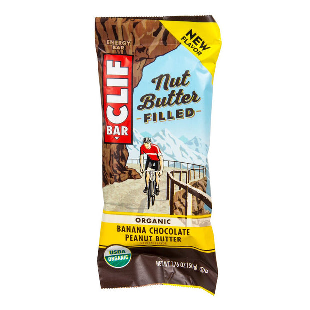 Clif Bar Nut Butter Filled - Banana Chocolate Peanut Butter