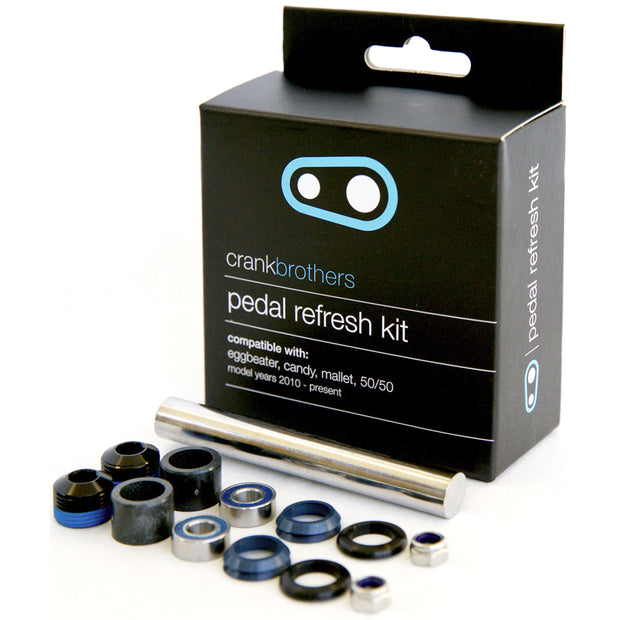 Crank Bros Pedal Refresh Kit 2010-Curr
