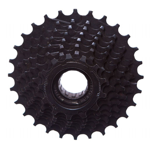 Falcon 7 Speed Freewheel 14-28t Brown - 7SP