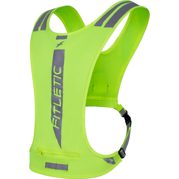Fitletic Glo Reflective Safety Vest