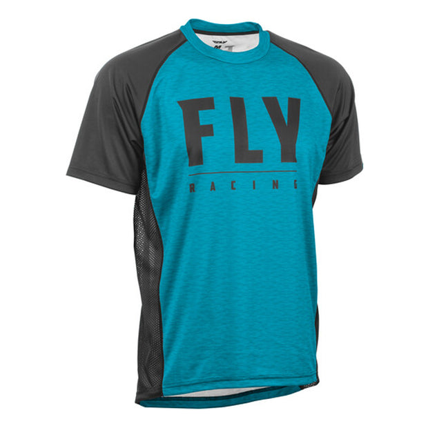 Fly Super D Jersey - Blue/Black
