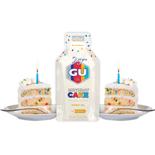 Gu Energy Gel - BIRTHDAY