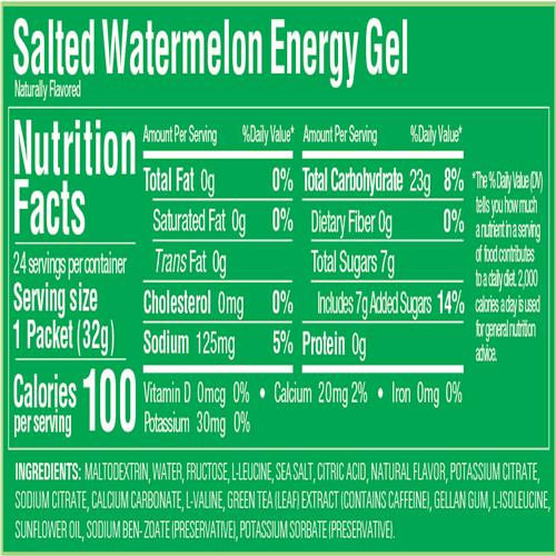 Gu Energy Gel - Salted Watermelon