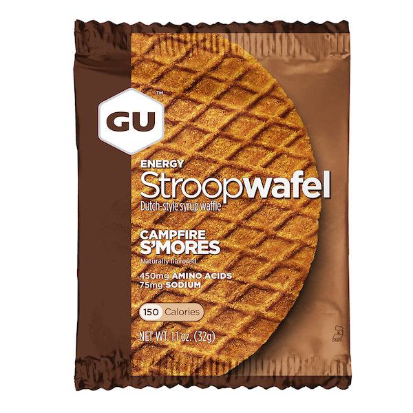 Gu Energy Stroopwafle - CAMP/SMR