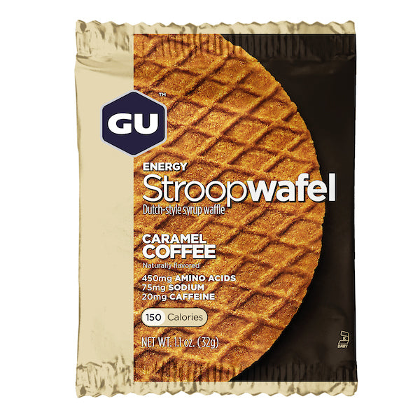 Gu Energy Stroopwafle - CAR/COFF