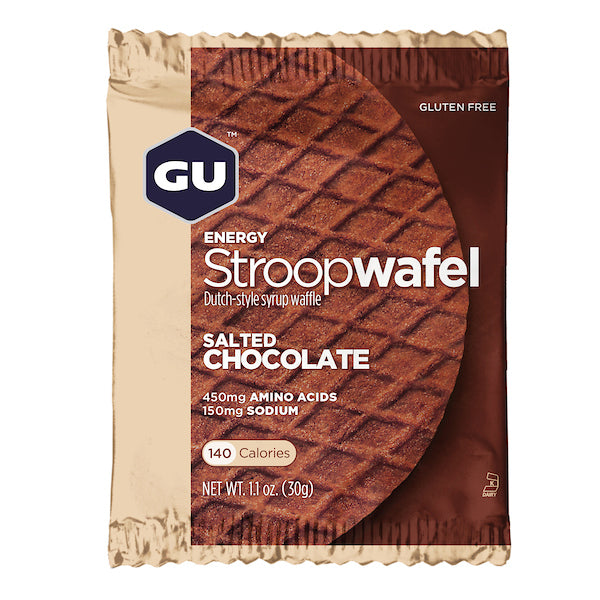 Gu Energy Stroopwafle - Salted Chocolate