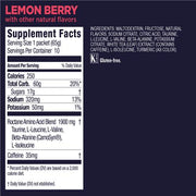 Gu Roctane Energy Drink Mix - Lemon/Berry