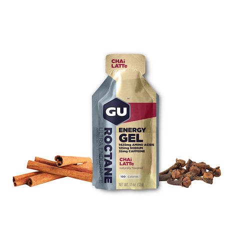 Gu Roctane Energy Gel - CHAI LAT