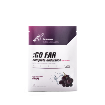 Infinit Go Far For Woman Single Serving - GRAPE
