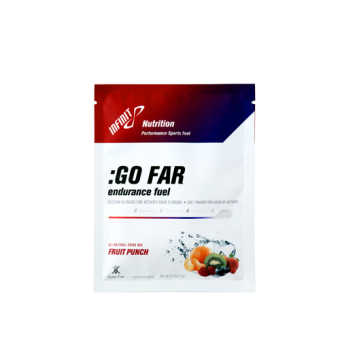 Infinit Go Far Single Serving - FRT